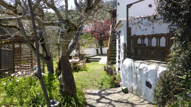 Casa rural Las Calas de Valleseco. Gran Canaria