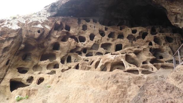 Conjunt arqueològic Cenobio de Valeron