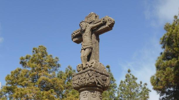 Cruz Tejeda Gran Canaria