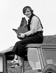 Dorothea Lange. Viquipedia