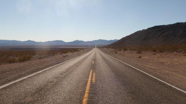Carretera a Nevada