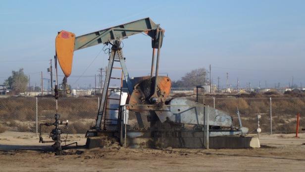 Pou de petroli
