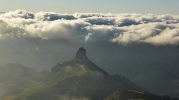 Roque Bentayga. Gran Canaria