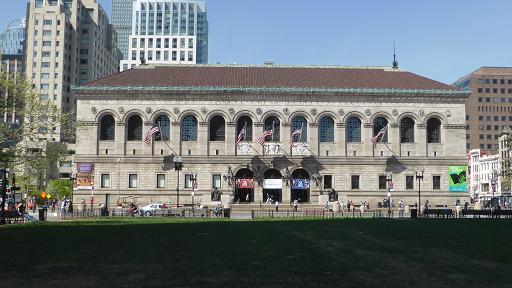 Biblioteca de Boston