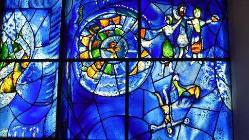 American windows. Chagall