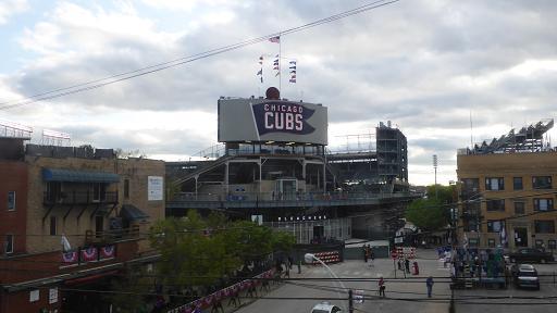Estidi beisbol Chicago Cups