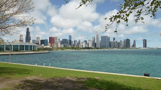 Chicago des del Planetari