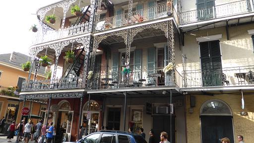 French Quarter. New Orleans