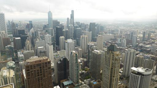 Chicago. Skyline