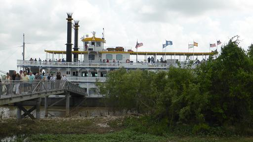 vaixell mississipi creole queen