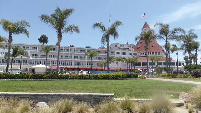 Hotel del Coronado. San Diego