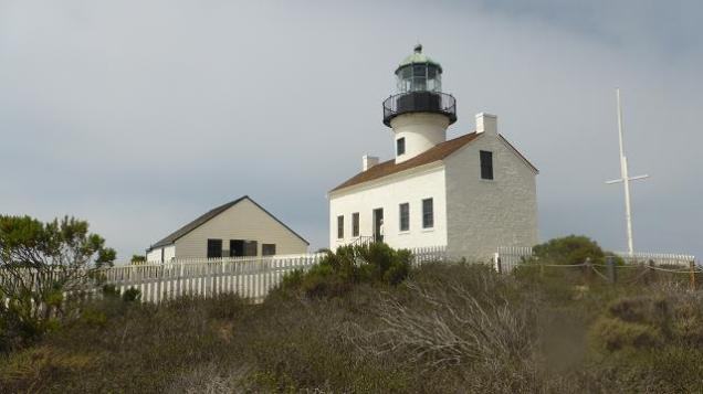 Loma Point lighthouse