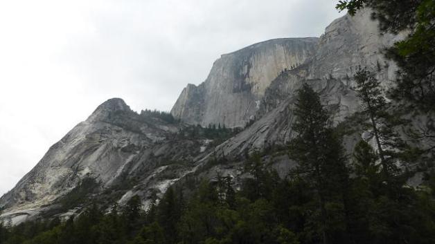 Half Dome. Yosemite