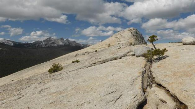 Lembert Dome. Yosemite