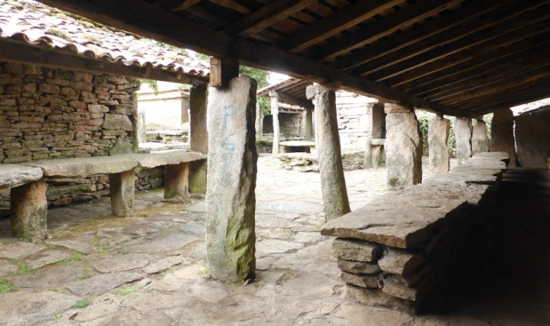 Agolada. Galícia