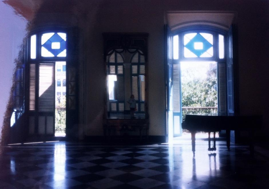 Habana, Cuba, palacio