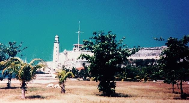 Castillo El Morro Habana
