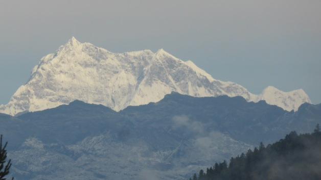 Jomolhari. Himalaies