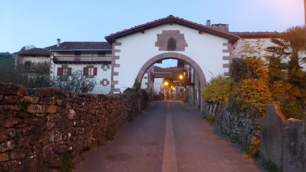Amaiur. Vall Baztan. Navarra