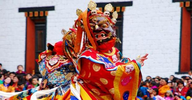 Festivals a Bhutan (tourism.gov.bt)