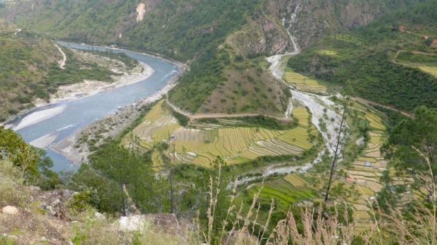Dangme, vall trashighang. Bhutan. Foto: Gloriacondal
