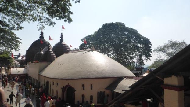 Guwahati. Temple de Kamakhya.