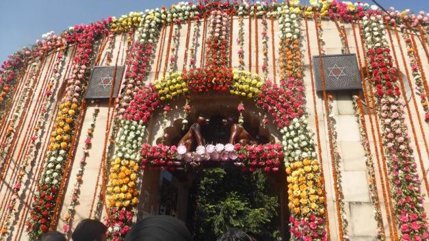 Guwahati. Temple de Kamakhya. India
