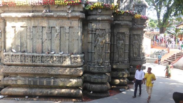 Kamakhya temple Guwahati. India