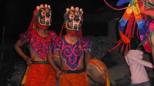 Paro. Mostra danses tradicionals bhutaneses. Foto: Gloriacondal