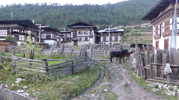 Haa Valley. Bhutan