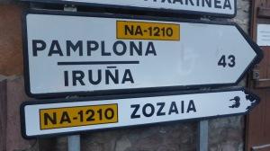 Carretera NA 1210