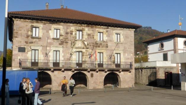 Elizondo. Ayuntamiento
