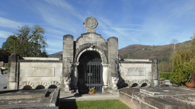 Elizondo. Cementerio Panteón