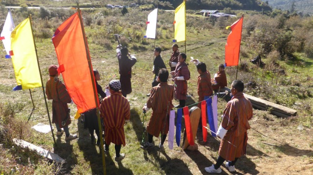 Bhutan sport national