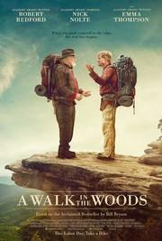 Un paseo por el bosque. Cartell