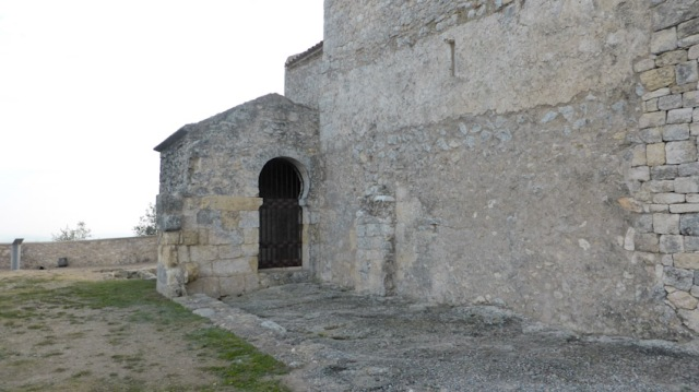S. Miquel Olerdola preromanic church