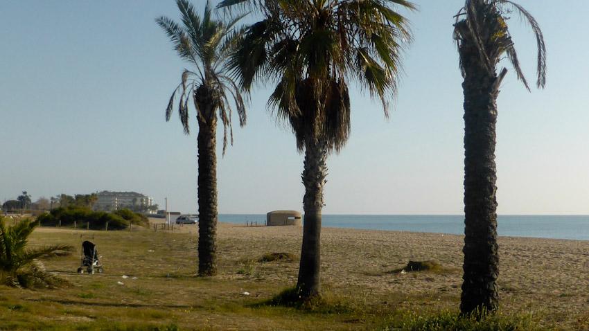 Bunker St Susanna beach
