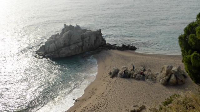 Roca Grossa. Calella