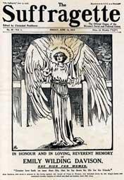 Suffragette,Emily DAvison