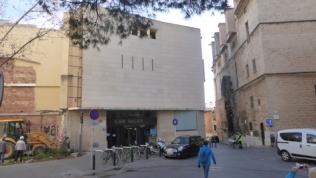Biblioteca Can Sales. Palma de Mallorca Foto: gloriacondal