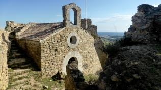 Castell Palafolls. Església. Foto: gloriacondal