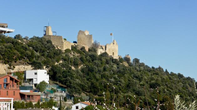 Castell Palafolls