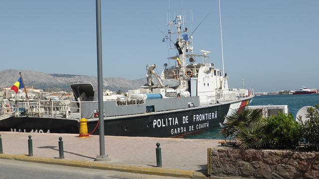 Frontex Chios.