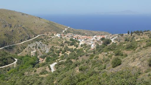 Agio Gala desde Agios Ioannis xios