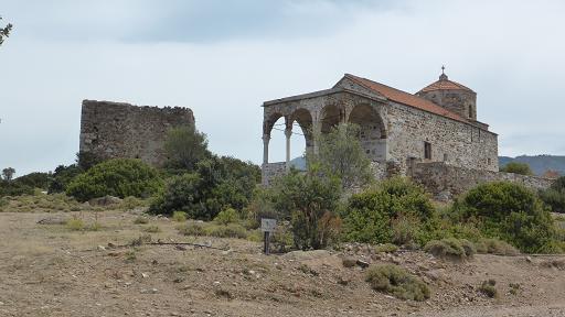 Agios Iorgos Vasilikon. Volissos