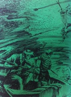 Η Παναγιά η γοργόνα, Στράτης Μυριβήλης