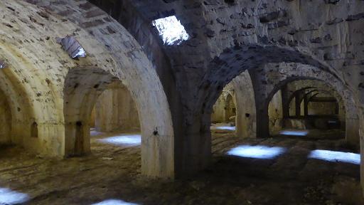 Mitilene castle. Lesvos