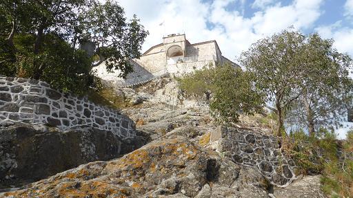 Petra Lesbos esglesia Verge Dolç Bes
