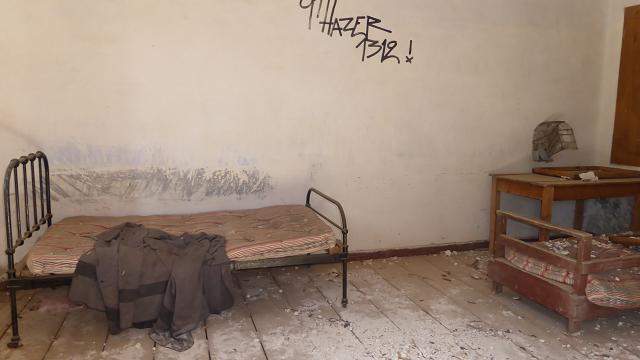 Λεπροκομείο, Leper hospital of Chios