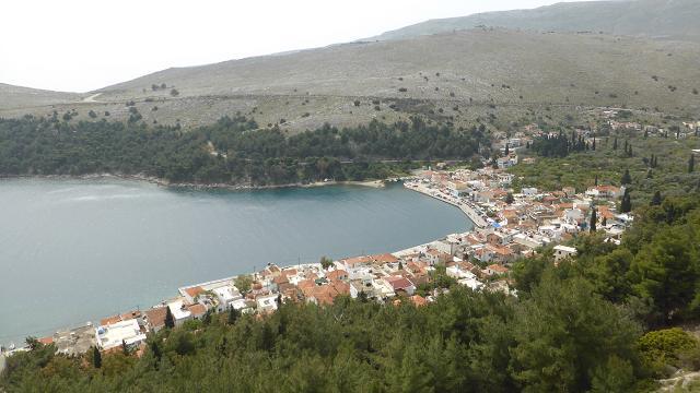 Chios, Lagkada, Λαγκαδα Χιος